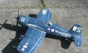 Chance Vought F4U-4B Corsair