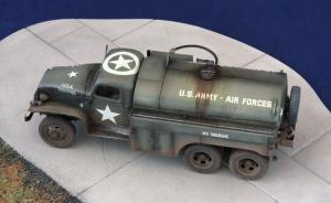 : GMC 2,5 to 6x6 Airfield Fuel Truck