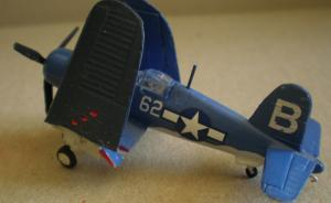 Chance Vought F4U-1 Corsair