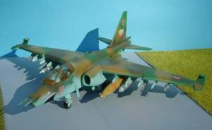 Suchoi Su-25 Frogfoot