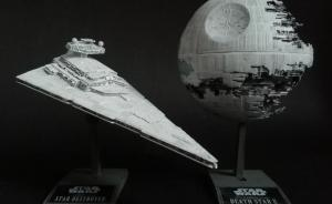 Bausatz: Death Star II und Star Destroyer