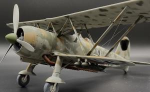 Fiat CR.42 LW Falco