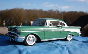 : 1957 Chevy Bel Air Sport Coupe