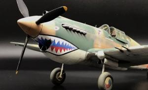 Bausatz: Curtiss P-40B