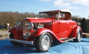 : 1932 Ford Roadster Street Rod