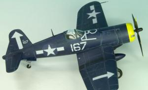Chance Vought F4U-1D Corsair