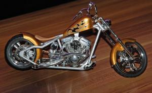 "Bausatz: Custom Chopper ""Crusader"""