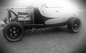 1932 Ford Salzsee Renner