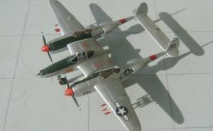 Lockheed P-38J Lightning