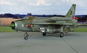 Bausatz: English Electric Lightning F.6