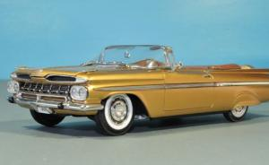 1959 Chevrolet Impala Convertible & Sport Coupe
