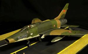 : North American F-100D Super Sabre