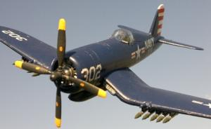 Chance Vought F4U-4B