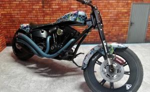 Bausatz: Harley Custom Chopper