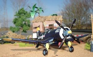 Vought F4U-5 Corsair