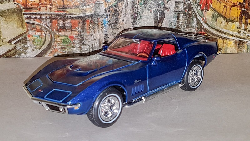 1969 Corvette Coupé