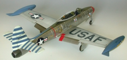 Republic F-84E Thunderjet