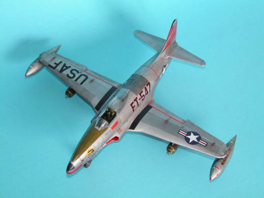 Lockheed F-80C Shooting Star