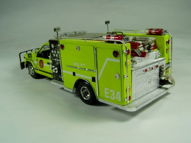 Chevrolet C3500 Mini Pumper