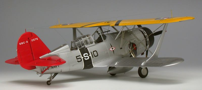 Curtiss SBC-3 Helldiver