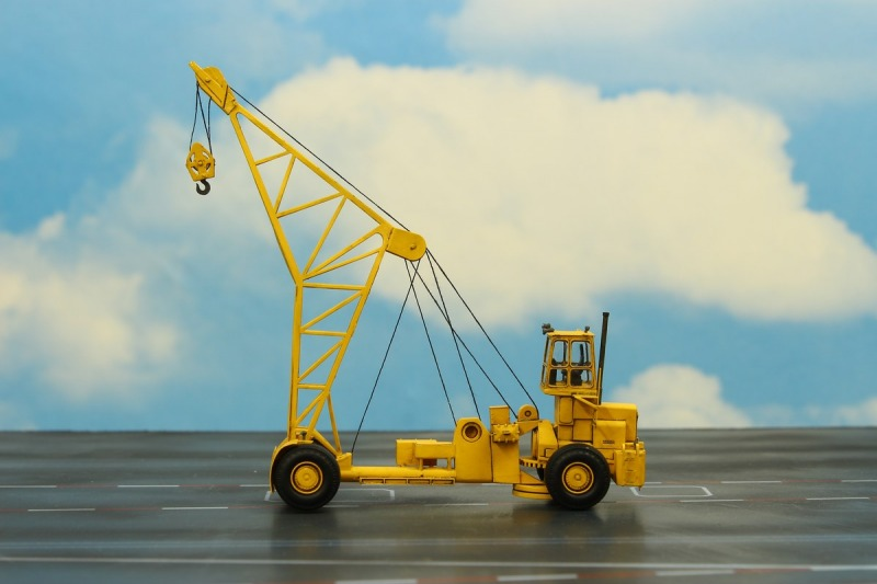 Aircraft Recovery Crane NS60 und NC-1A Aircraft Start Unit