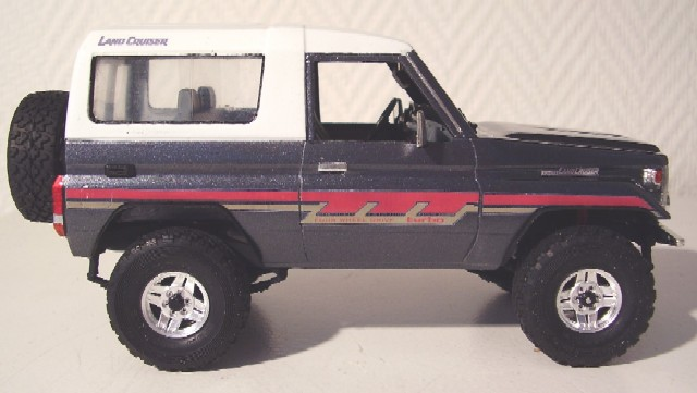 Toyota Land Cruiser BJ74V
