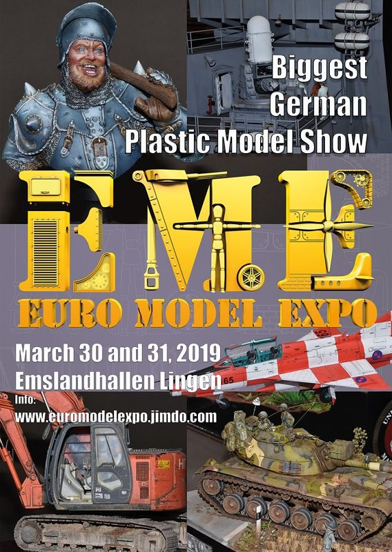Modellbaumesse Ried 2018 Teil 6