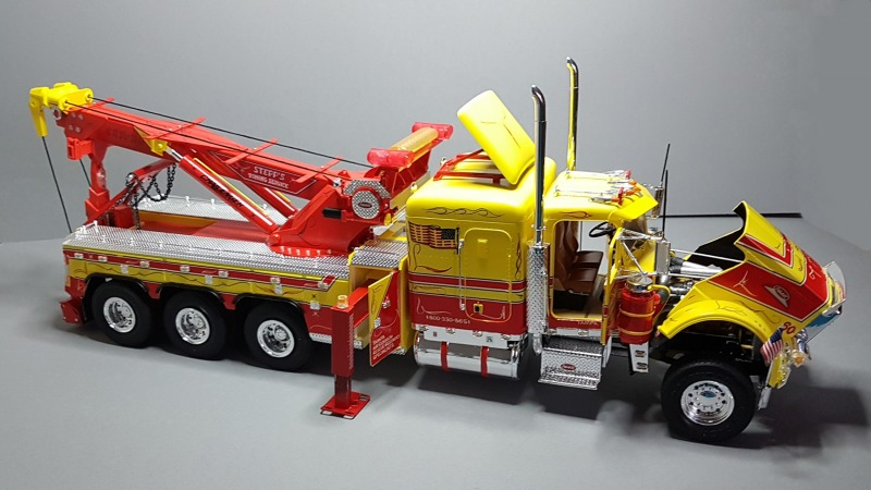 Peterbilt 379 Wrecker