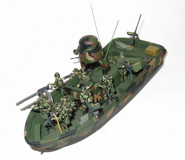Special Forces Patrol Boat