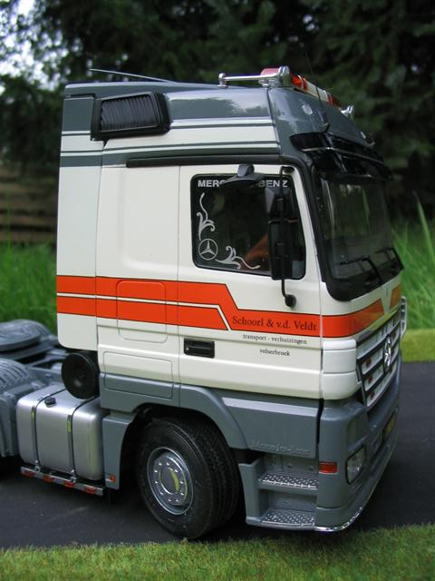 Mercedes-Benz Actros 2541 MP2