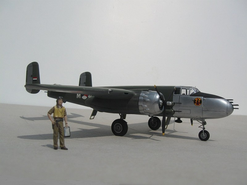 North American B-25J-15-NC Mitchell