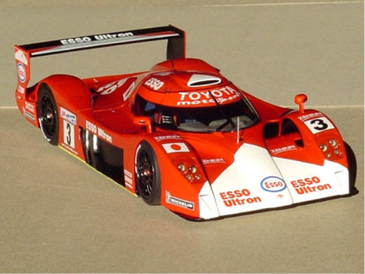 Toyota GT-One (TS020)