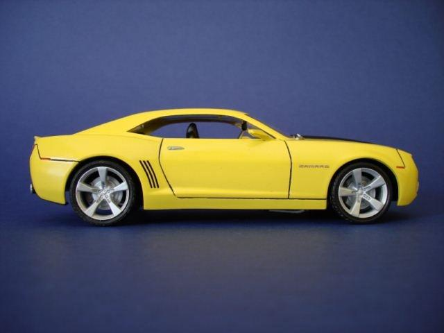 2006 Chevrolet Camaro Concept Related Infomationspecifications