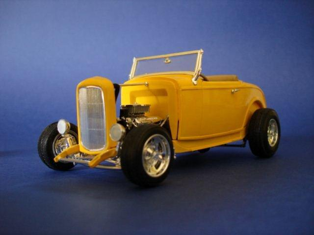 1932 Ford Highboy Roadster