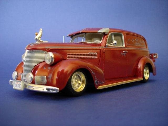 1939 Chevy Sedan Delivery Lowrider