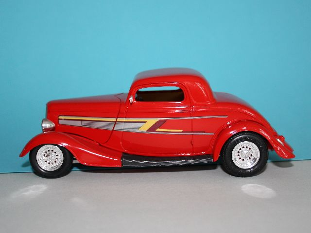1933 Ford ZZ Top Eliminator