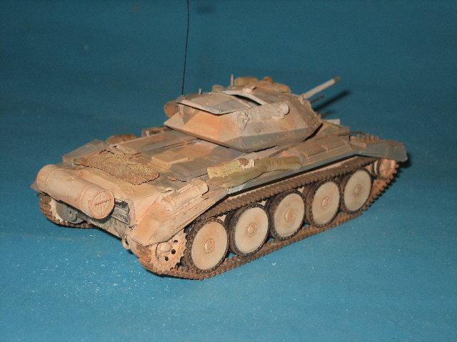 Crusader Mk.I early