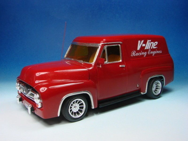 Ford F-100 Pickup, Monogram 1:24 von Thomas Lutz