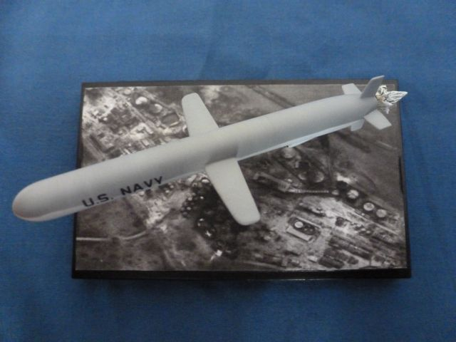 BGM-109 Tomahawk Cruise Missile