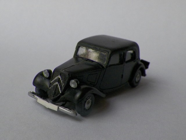 Citroen Traction Avant 11CV