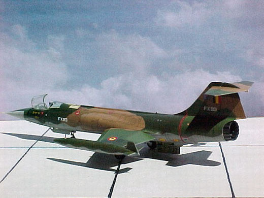 Lockheed F-104G Starfighter