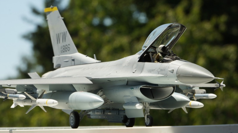 F-16 Fighting Falcon Block 50