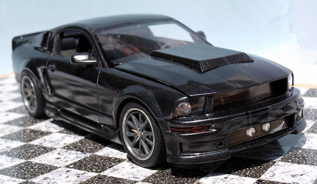 2005 Ford Mustang Eleanor