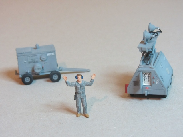 U S Air Force Maintenance And Weapon Loading Equipment