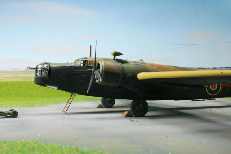 Vickers Wellington Mk.III