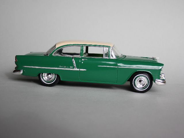 1955 Chevy Bel Air 2 Door Sedan