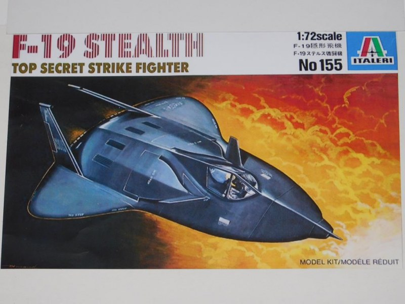 F-19 Stealth Top Secret Strike Fighter