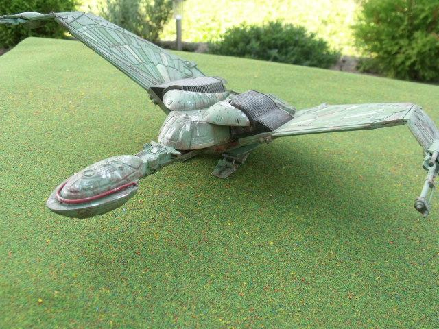 Klingonischer Bird of Prey