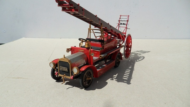 Dennis Fire Engine 1914