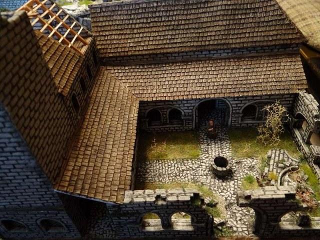Mittelalter kloster 2 teil mit sandra brust - 1 10